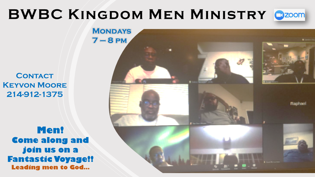 Kingdom Men Bible Study 11.25.20 share