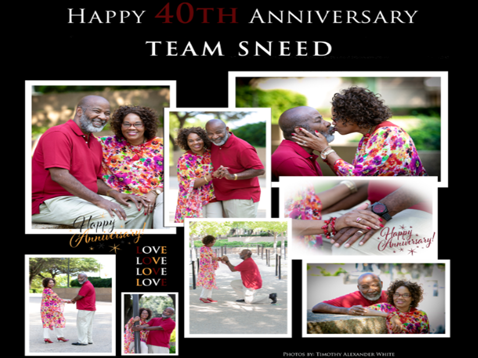 Team Sneed 40 Anny share