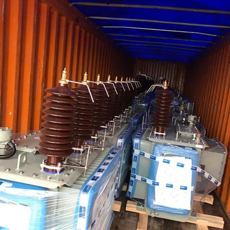 Supplying Miduam Voltage Transformers.