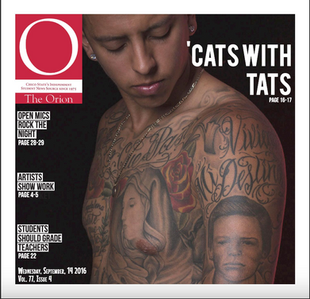 Issue 4 Front Page