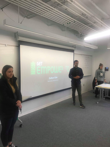 Presenting Our Work