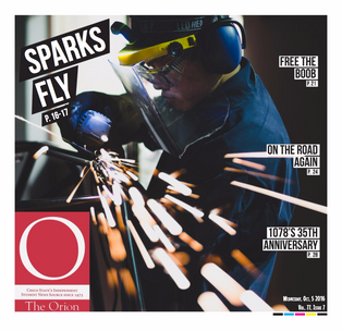 Issue 7 Front Page