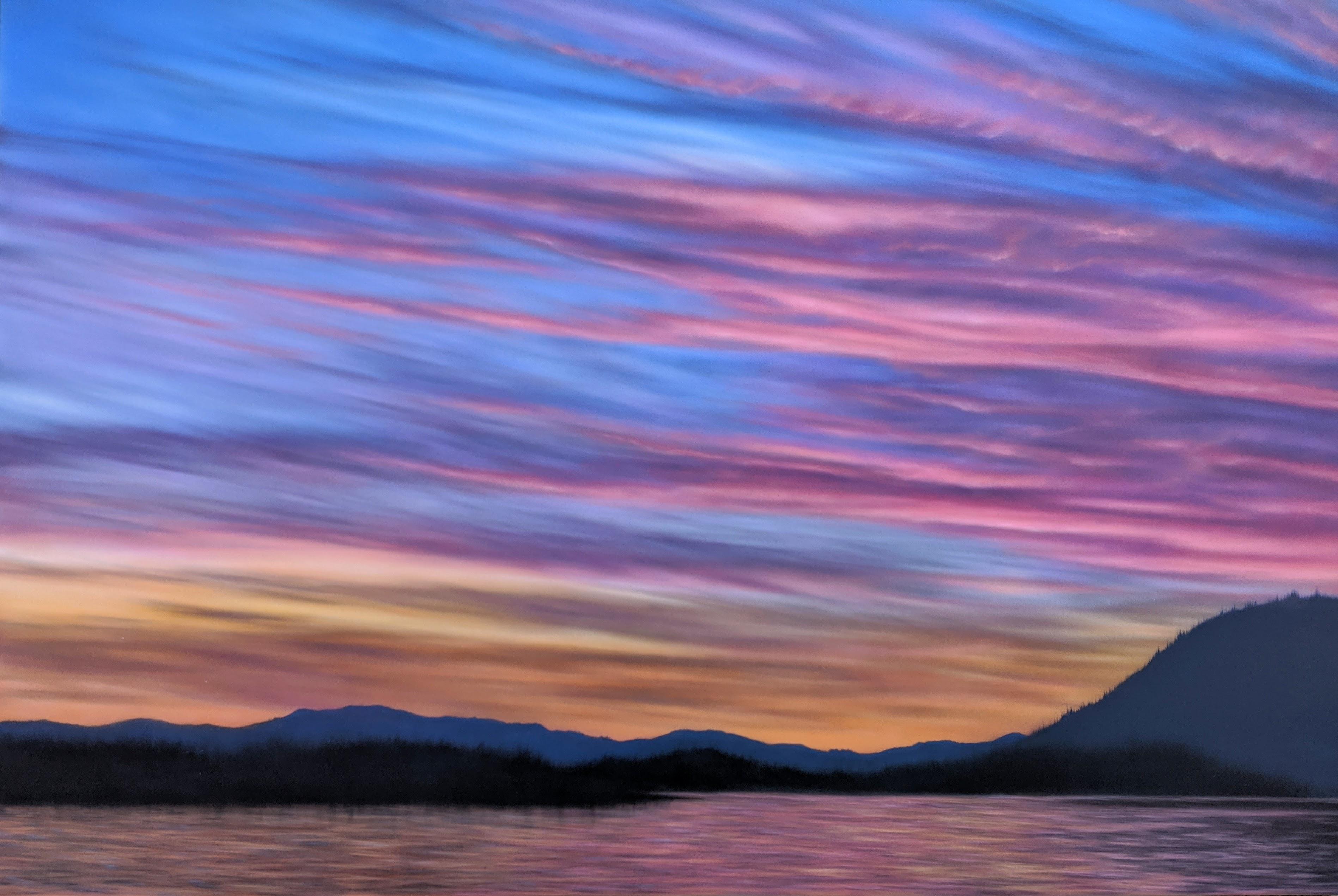 Gulf Island Sunset