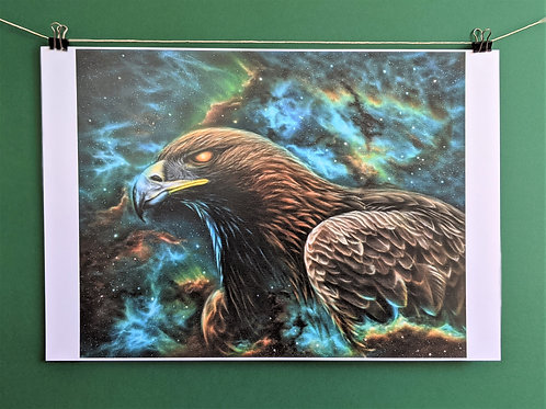 'Spirit Eagle' - Print (13x19)