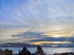 Sooke Sunset
