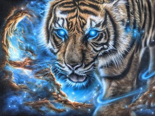 'Spirit Tiger' - Original Painting