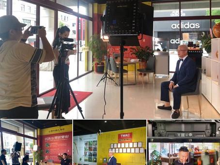 📣東森亞洲新聞台【讓世界都看見👀】電視專訪節目🎬