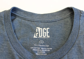 Edge Screen Label