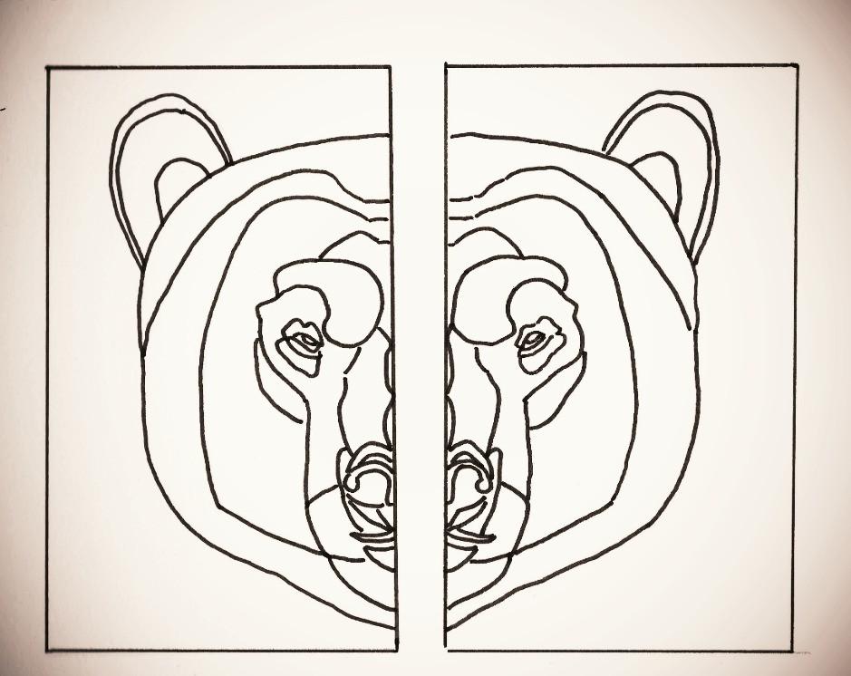 Les Carnets du Lapin Blanc : L'Ours, le repaire de Jacky Ribault