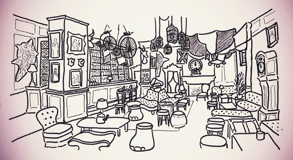 Mr Fogg's Residence - Les Carnets du lapin Blanc
