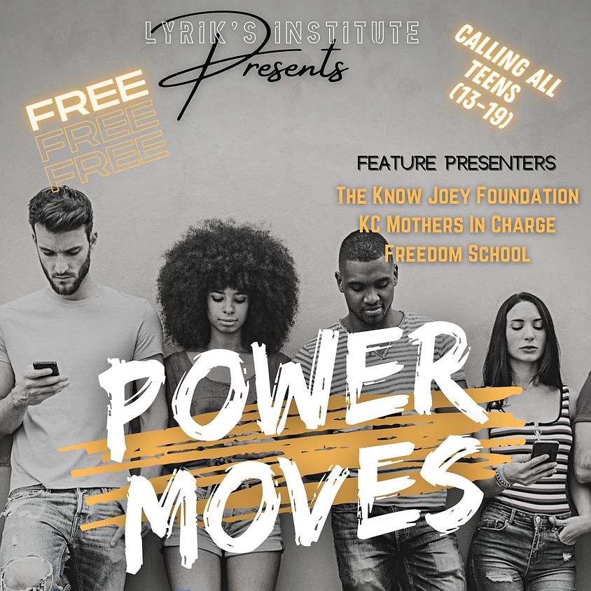 Power Moves: The Tour Pt. 2