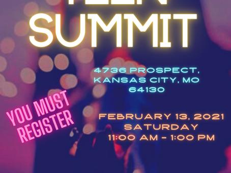Power Moves: Teen Summit