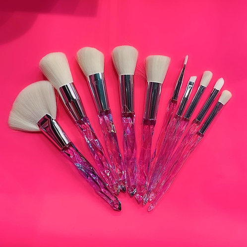 Crystal Clear Brush Set