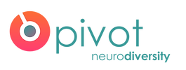 "An image of the Pivot Neurodiversity logo along with the words ""Pivot Neurodiversity""."