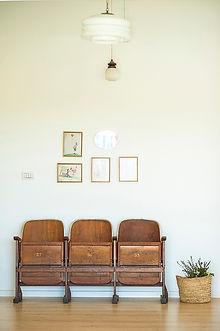 כסאות קולנוע ישנים