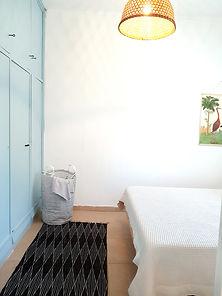 חדר שינה בית שכור | נועה פז