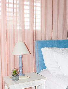 חדר הורים בצבעוניות רכה