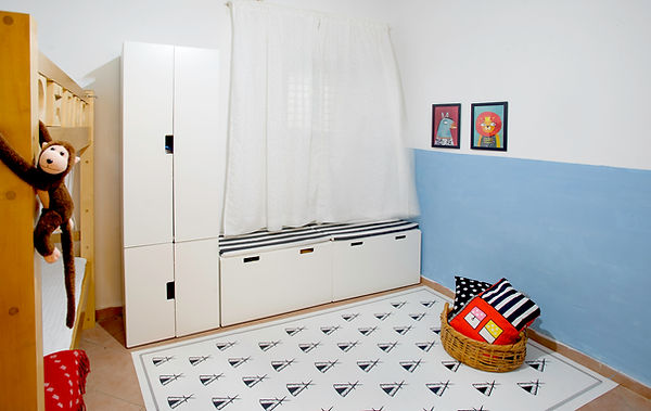 עיצוב חדר ילדים נועה פז