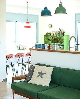 עיצוב בית אקלקטי | נועה פז