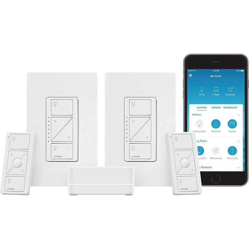Lutron CEU Wireless Lighting Controls