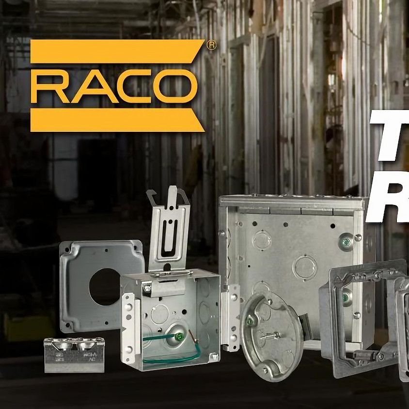 Online RACO Product Training