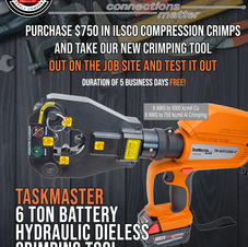 Ilsco Crimper Promotion