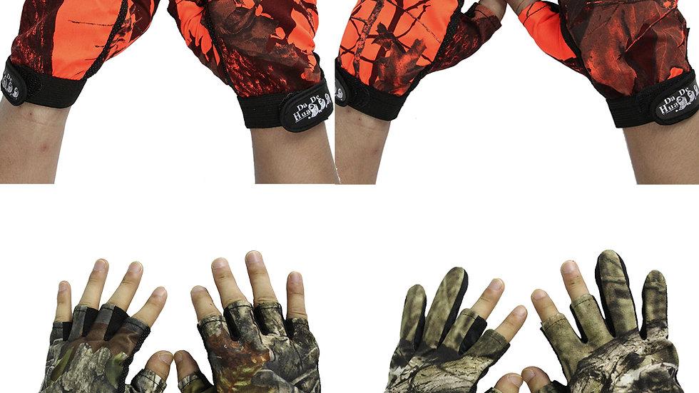 3 Fingers 5 Cut Fingers Gloves