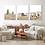 Thumbnail: Boho Style Animal Prints Picture Farm Wall Decor