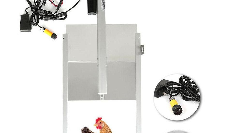 Automatic Chicken Coop Door Opener Auto Open Close