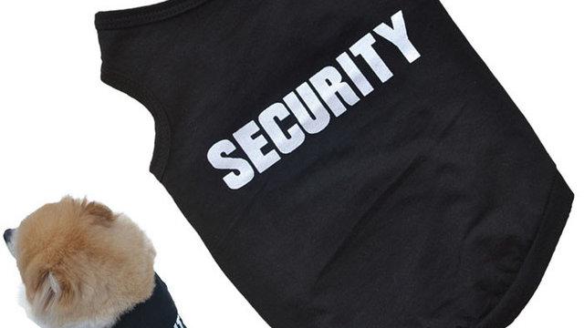 New Fashion Summer Cute Dog Pet Vest Puppy Printed