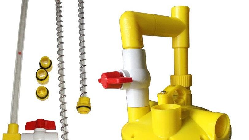 Poultry Chiken Duck Water Supply Line Pressure Reduce Valve System Waterline