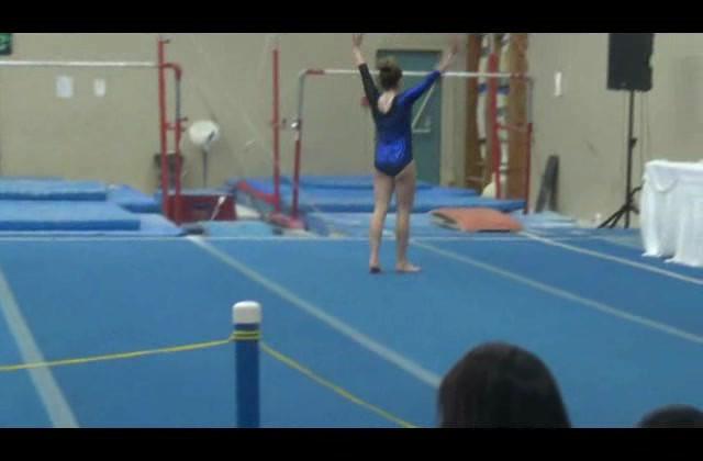 Twisters Gymnastics - Floor Routine
