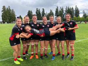 U18 Canada West vs USA West