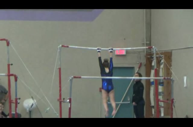 Twisters Gymnastics - Bars Routine