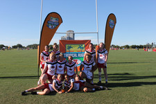 Tropical 7's - Runner up in the U18 Open Division