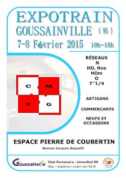 Février 2015 GOUSSAINVILLE