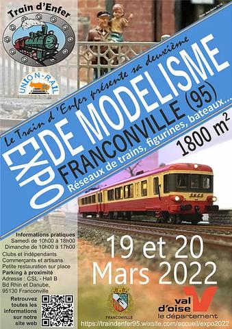 Mars 2022 Franconville