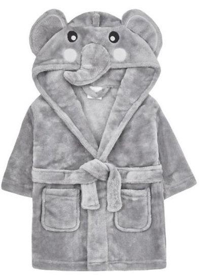 Elephant dressing gown