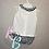 Thumbnail: Evelyn bow top and pants set