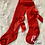 Thumbnail: Red tights with bow
