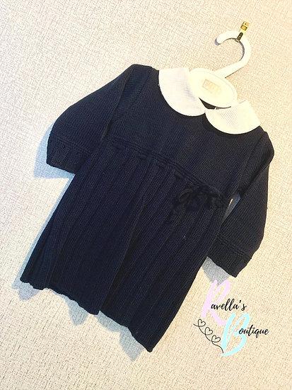 Navy Kirstie dress