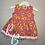 Thumbnail: Reava sunflower dress