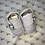 Thumbnail: Buckle trainers pram shoes