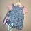 Thumbnail: Paisley pinafore dress