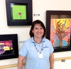 Dell Children's Art Gallery