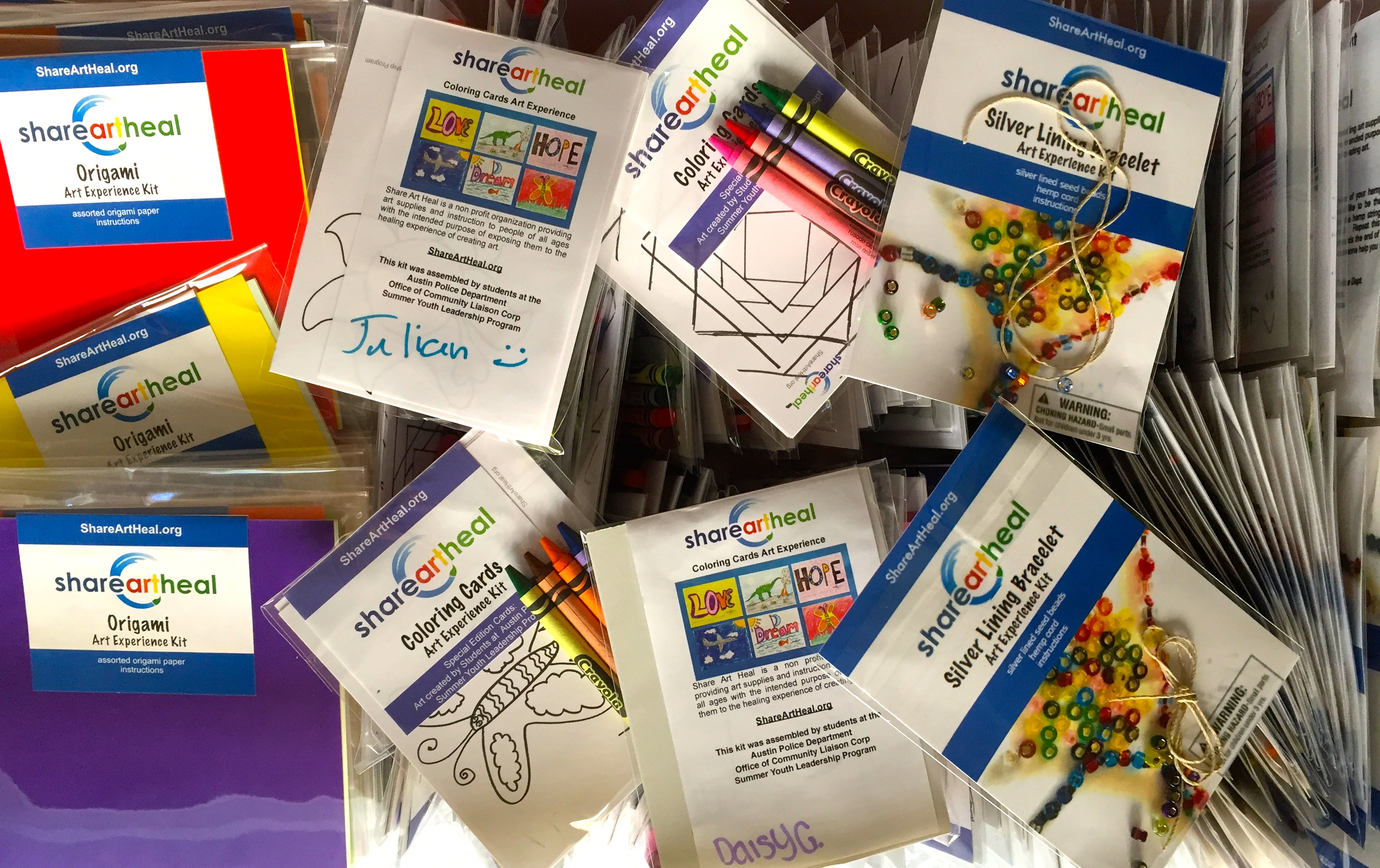 Art Experience Kits
