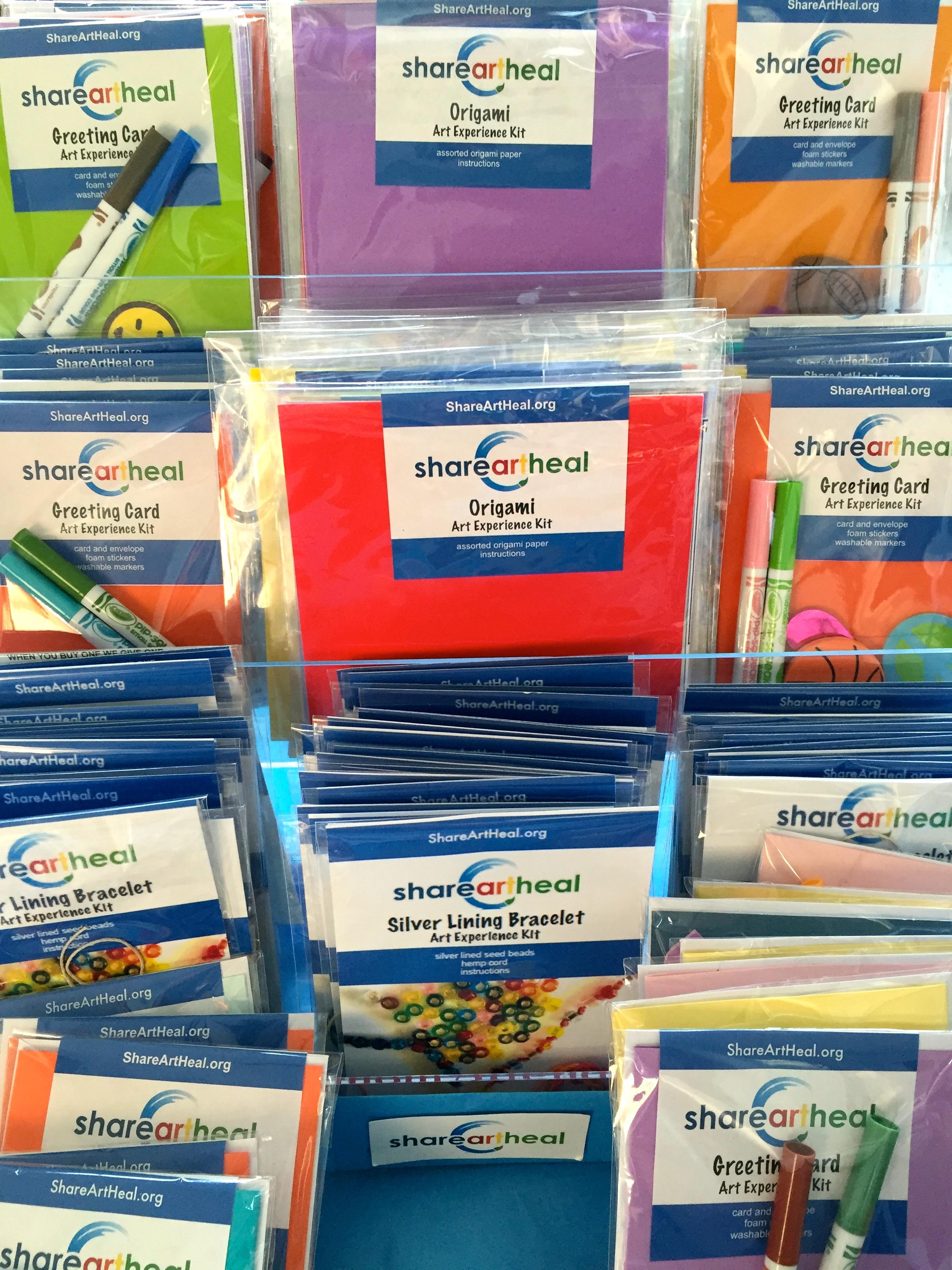 Origami Art Experience Kit
