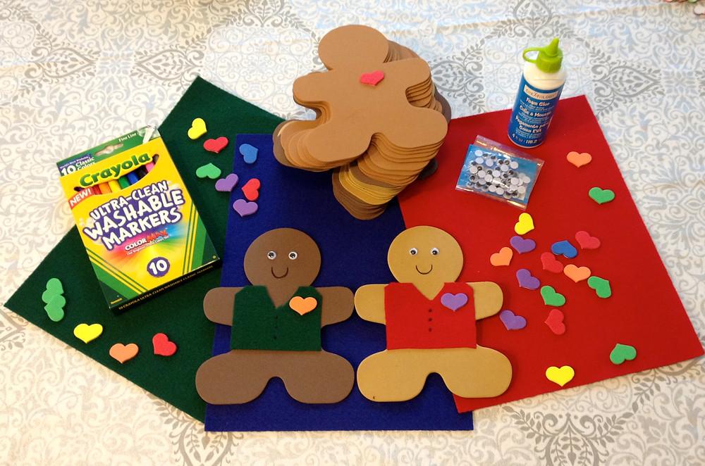 A Share Art Heal Group Activity Kit