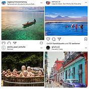 fernwehbringende Instagram Bilder