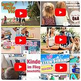 inspirierende You Tube Videos zum Reisen mit Kinder